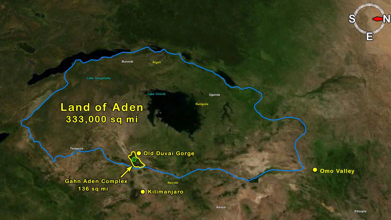 Eden site